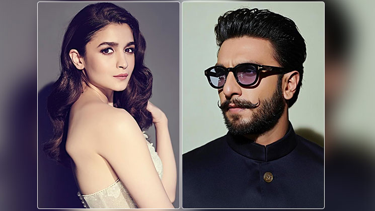 'Gully Boy' pair Ranveer Singh and Alia Bhatt pose for a picture like a boss