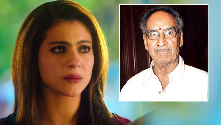 Kajol pens emotional post for late father-in-law Veeru Devgan: RIP with love