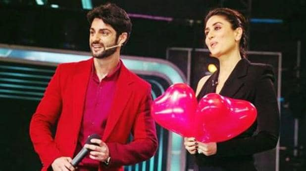 It's an achievement: Karan Wahi on working with Kareena Kapoor in Dance India Dance